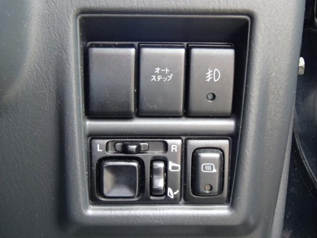 スポーツ 4WD オートステップ 両側スライドドア(20枚目)
