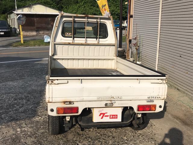 MT 軽トラック(7枚目)