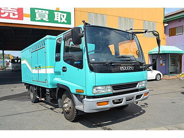 高圧洗浄車 東京いすゞ PS PW AC ETC(2枚目)
