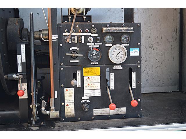 高圧洗浄車 東京いすゞ PS PW AC ETC(9枚目)