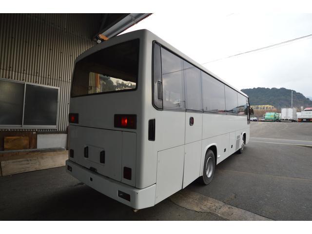 29人乗り 中型バス 冷房エンジン エアサス(4枚目)