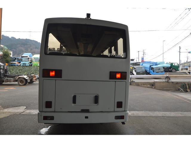 29人乗り 中型バス 冷房エンジン エアサス(5枚目)