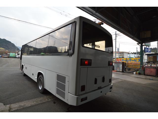 29人乗り 中型バス 冷房エンジン エアサス(6枚目)