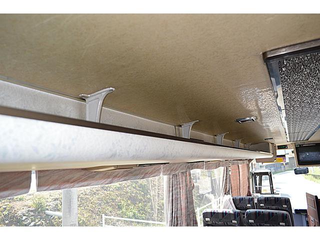 29人乗り 中型バス 冷房エンジン エアサス(8枚目)