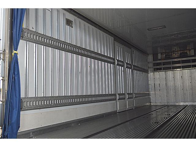 7t冷蔵冷凍庫サイドドア付 トープレ キーストーンジョルダー(6枚目)