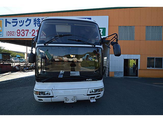 エアロバス55人乗り観光バス(2枚目)
