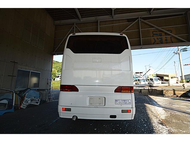エアロバス55人乗り観光バス(5枚目)