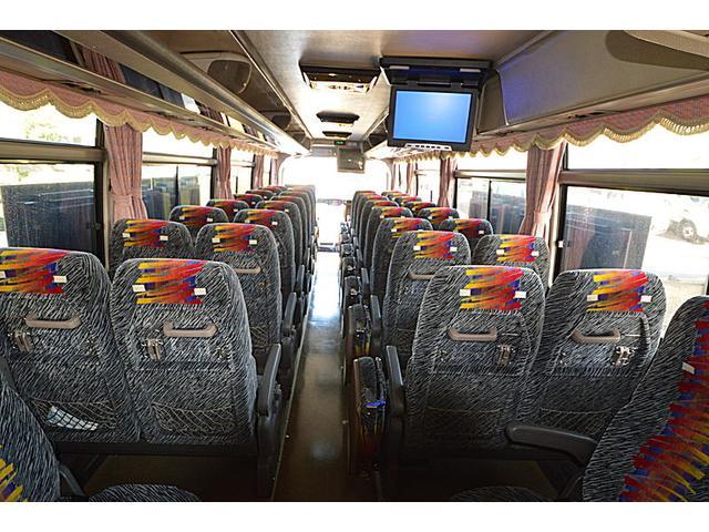 エアロバス55人乗り観光バス(16枚目)