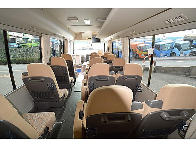 28人乗りマイクロバス 自動ドア(14枚目)