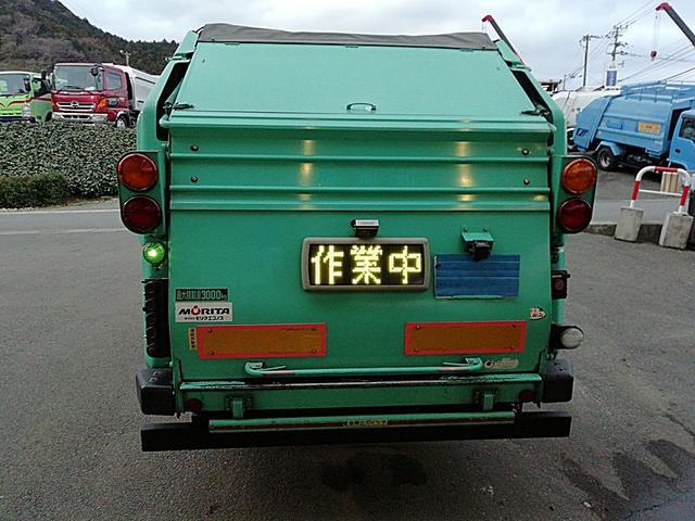 いすゞ エルフトラック 3t巻込み5立米 森田