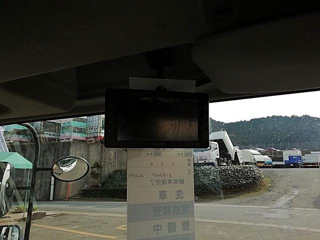 4tアルミウィング格納ゲート付 新明和(21枚目)