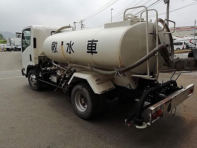 4t散水車PTO式 新明和 下回り防錆塗装済(6枚目)