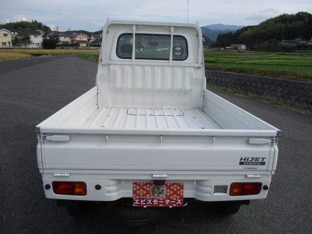 ダイハツ ハイゼットトラック スペシャル 取扱説明書 メンテナンスノート AMラジオ 5速