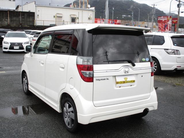 「ホンダ」「ゼストスパーク」「コンパクトカー」「福岡県」の中古車5