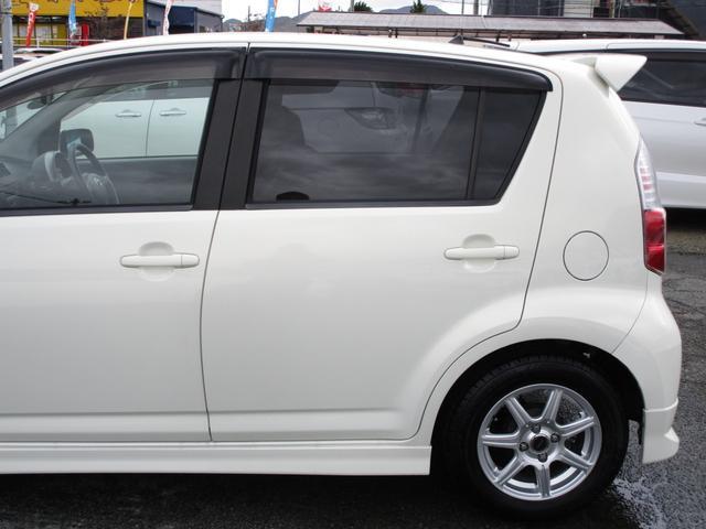 「トヨタ」「パッソ」「コンパクトカー」「福岡県」の中古車4