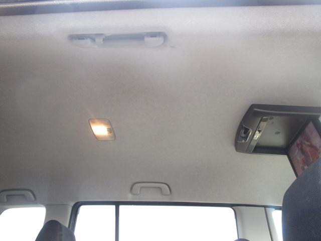 プラタナ 片側パワースライドドア フリップダウンモニター 社外メモリーナビ フルセグ DVD再生 CD Bluetooth ETC オートライト HID キーレス バックカメラ タイミングチェーン 7人乗り(60枚目)