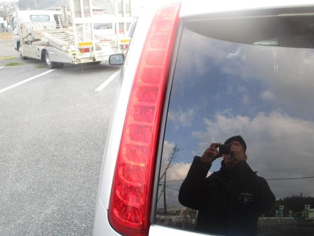 プラタナ 片側パワースライドドア フリップダウンモニター 社外メモリーナビ フルセグ DVD再生 CD Bluetooth ETC オートライト HID キーレス バックカメラ タイミングチェーン 7人乗り(66枚目)