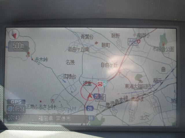 M エアロHDDナビスペシャルエディション 後期 HDDナビ(19枚目)