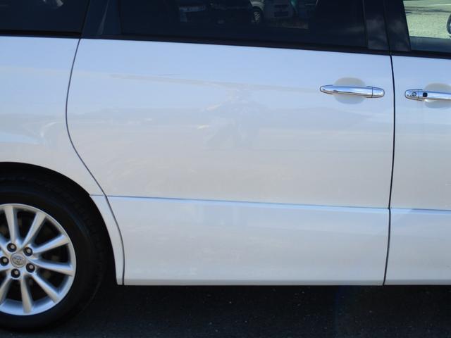 2.4アエラス Gエディション スマートキー プッシュスタート 両側パワースライドドア クルコン SDナビ フルセグ DVD再生 CD Bluetooth フリップダウンモニター バックカメラ HID ETC オットマン 記録簿(25枚目)