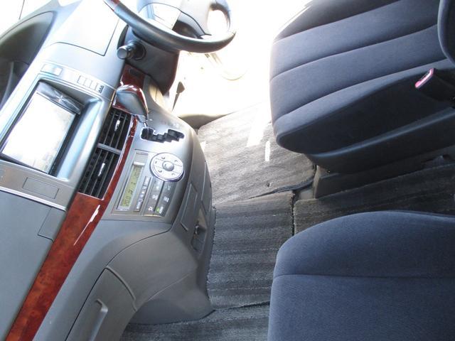 2.4アエラス Gエディション スマートキー プッシュスタート 両側パワースライドドア クルコン SDナビ フルセグ DVD再生 CD Bluetooth フリップダウンモニター バックカメラ HID ETC オットマン 記録簿(58枚目)