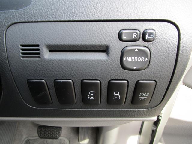 AS 後期 両側パワースライドドア HDDナビ DVD再生 CD ミュージックサーバー キーレス HID フォグ 17AW ETC 電動格納ウインカーミラー タイミングチェーン(72枚目)