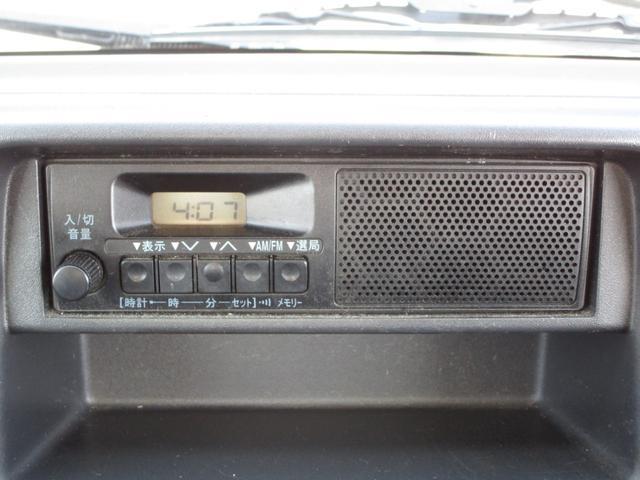 KCエアコン・パワステ ラジオ 記録簿 マニュアルエアコン パワステ 運転席エアバック タイミングチェーン(19枚目)