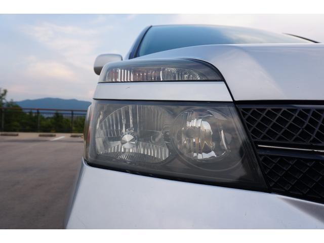 トヨタ ヴォクシー Z 両側電動スライドドア フリップダウンモニター DVD再生