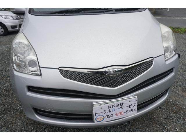 「トヨタ」「ラクティス」「ミニバン・ワンボックス」「福岡県」の中古車2
