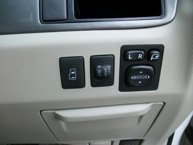 トヨタ エスティマ X スマートキー 片側パワースライドドア ETC