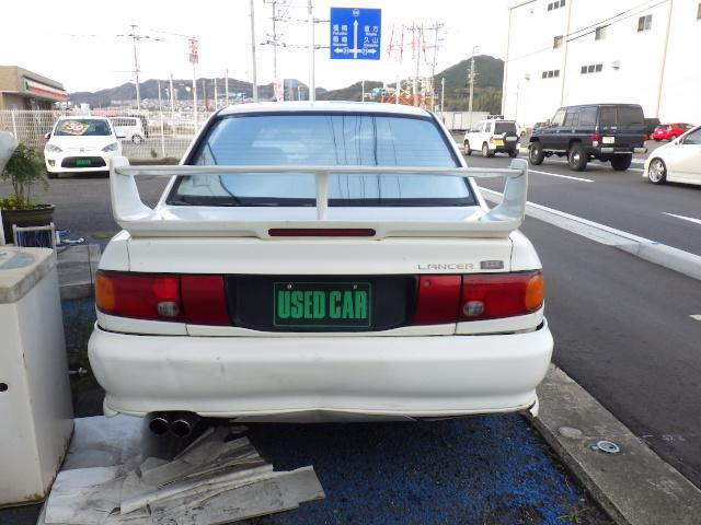 三菱 ランサー RSエボリューションII