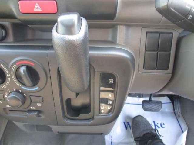 M オートギアシフト エアコンパワステ付き 両席エアバック エアバック PS エアコン デュアルスライドドア(14枚目)