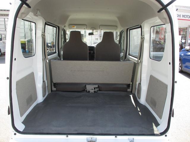 M オートギアシフト エアコンパワステ付き 両席エアバック エアバック PS エアコン デュアルスライドドア(25枚目)