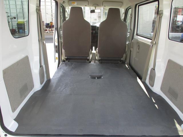 M オートギアシフト エアコンパワステ付き 両席エアバック エアバック PS エアコン デュアルスライドドア(27枚目)