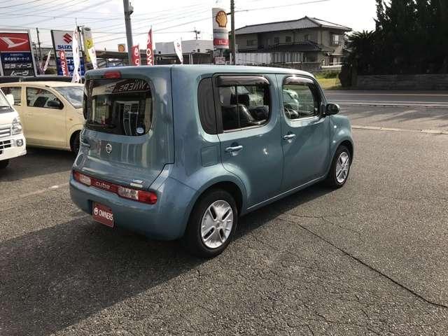 「日産」「キューブ」「ミニバン・ワンボックス」「福岡県」の中古車7