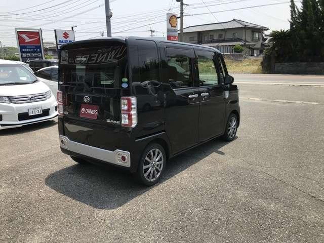 「ダイハツ」「ウェイク」「コンパクトカー」「福岡県」の中古車6