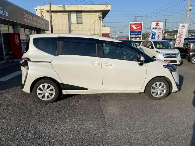 「トヨタ」「シエンタ」「ミニバン・ワンボックス」「福岡県」の中古車5