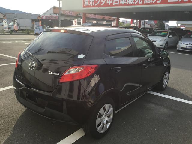 「マツダ」「デミオ」「コンパクトカー」「福岡県」の中古車4