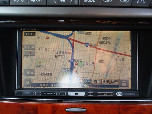 トヨタ ソアラ 430SCV 電動オープン 黒革 HDDナビ DVD再生