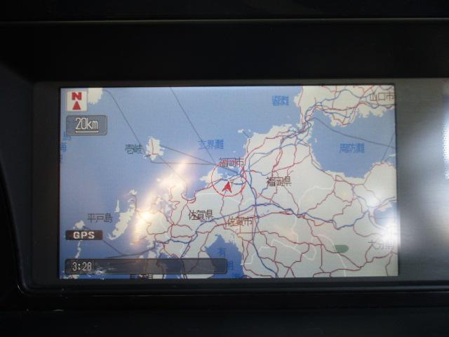 ホンダ エリシオンプレステージ S HDDナビスペシャルパッケージ HDDナビ キーレス