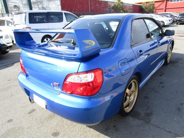 スバル インプレッサ WRX 2004 Vリミテッド Tベル交換済 81624キロ