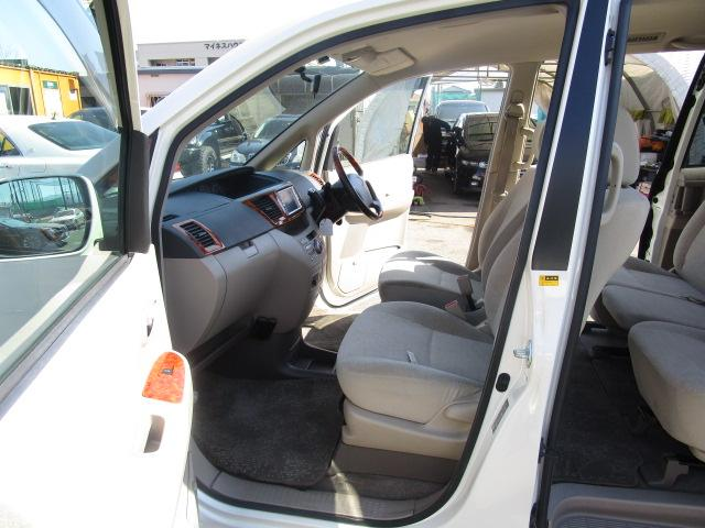 トヨタ ノア X リミテッド ワンオーナー HDDナビ 両側パワスラ