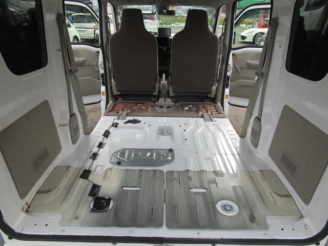 DX ABS エアバック パワステ エアコン ESC 両側スライドドア タイミングチェーン(62枚目)