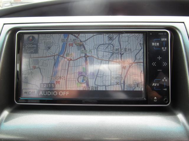 2.4アエラス Gエディション スマートキー プッシュスタート 両側パワースライドドア クルコン HDDナビ ワンセグ DVD再生 Bluetooth フリップダウンモニター フロントカメラ バックカメラ ETC オットマン HID(19枚目)
