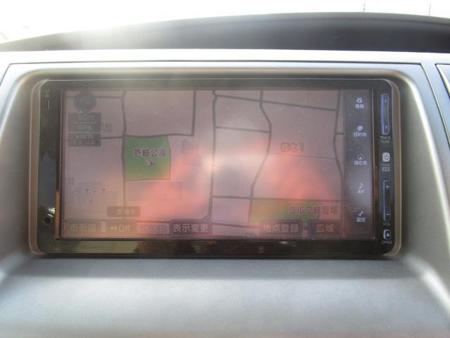 2.4アエラス Gエディション スマートキー プッシュスタート 両側パワースライドドア HDDナビ フルセグ DVD再生 Bluetooth フリップダウンモニター バックカメラ ETC HID オットマン タイミングチェーン(19枚目)