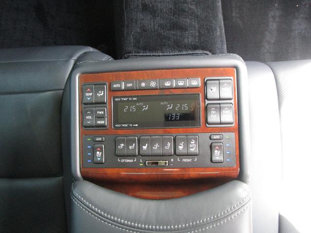 LS460L エグゼクティブパッケージ 後期 黒革シート リアエンターテイメント スマートキー 後席モニター 後席オットマン マークレビンソン SDナビ Bluetooth フルセグ DVD CD バックカメラ ETC 前席ドライブレコーダ(77枚目)