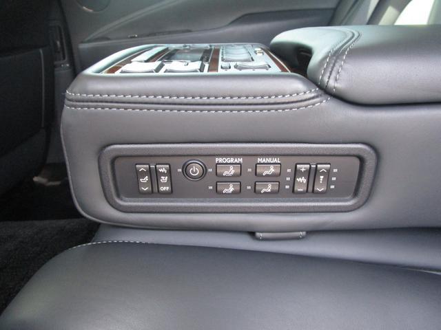 LS460L エグゼクティブパッケージ 後期 黒革シート リアエンターテイメント スマートキー 後席モニター 後席オットマン マークレビンソン SDナビ Bluetooth フルセグ DVD CD バックカメラ ETC 前席ドライブレコーダ(79枚目)