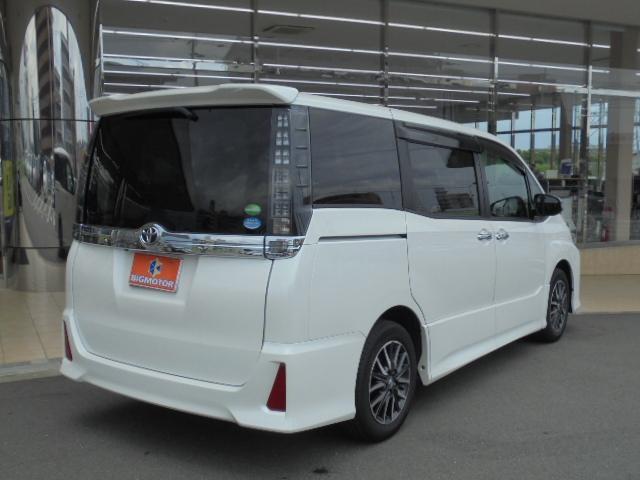 トヨタ ヴォクシー ZSキラメキ
