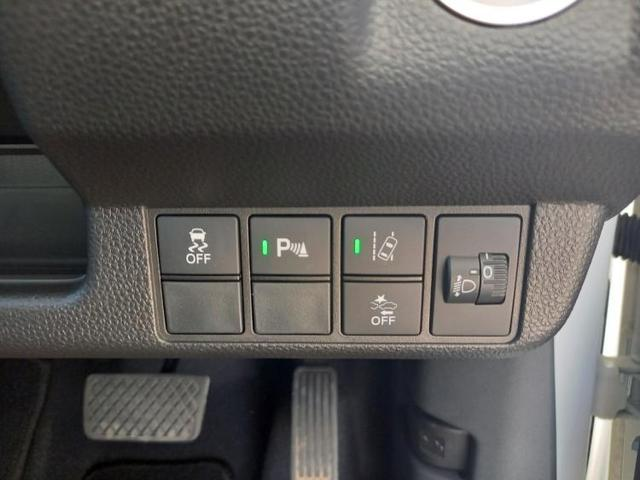 L・ターボホンダセンシング クルーズコントロール バックモニター ターボ エンジンスタートボタン 衝突安全装置 車線逸脱防止支援システム パーキングアシストバックガイド ヘッドランプLED ETC(15枚目)
