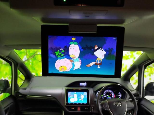 ハイブリッドGi 純正SD9インチナビ/11インチフリップダウンモニター/ETC/TV 両側スライドドア メモリーナビ HIDヘッドライト 盗難防止装置 アイドリングストップ シートヒーター(11枚目)