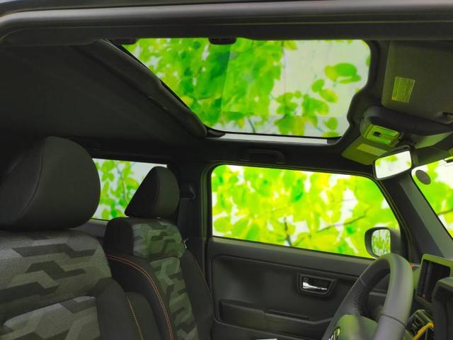 Gターボ プッシュスタート/UGP/ガラスルーフ/車線逸脱防止支援システム/パーキングアシスト バックガイド/ヘッドランプ LED/EBD付ABS/横滑り防止装置/アイドリングストップ サンルーフ ターボ(14枚目)